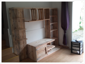 diy, authie,deco palette, menuiserie, agencement, caen, made in normandie, mobilier ecoresponsable